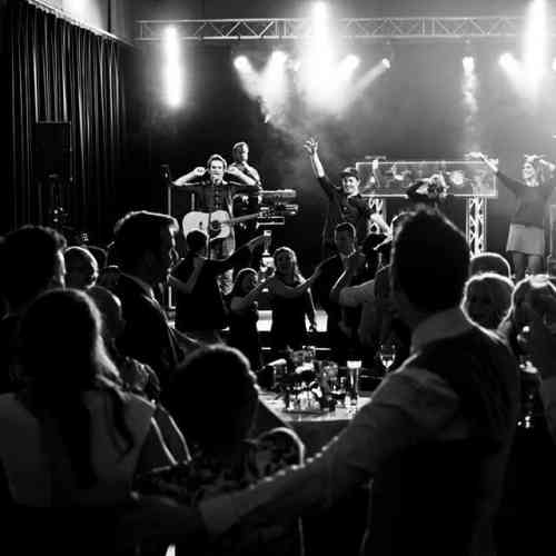 Optreden Band