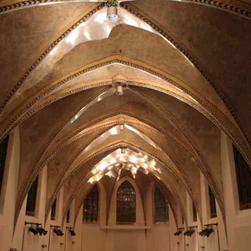 Plafond Kerk Domani Aangepast